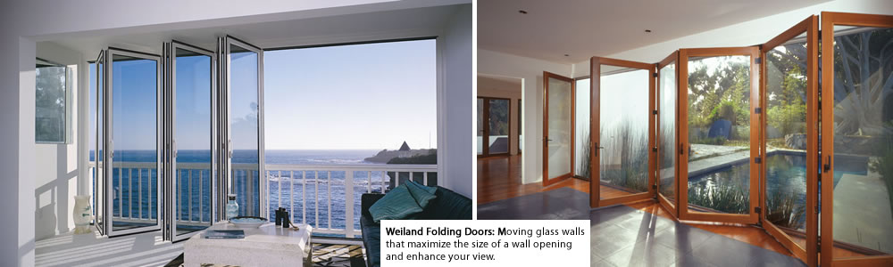 Weiland Folding Doors - Mesa Quality - Call (828) 393-0132 for a ...